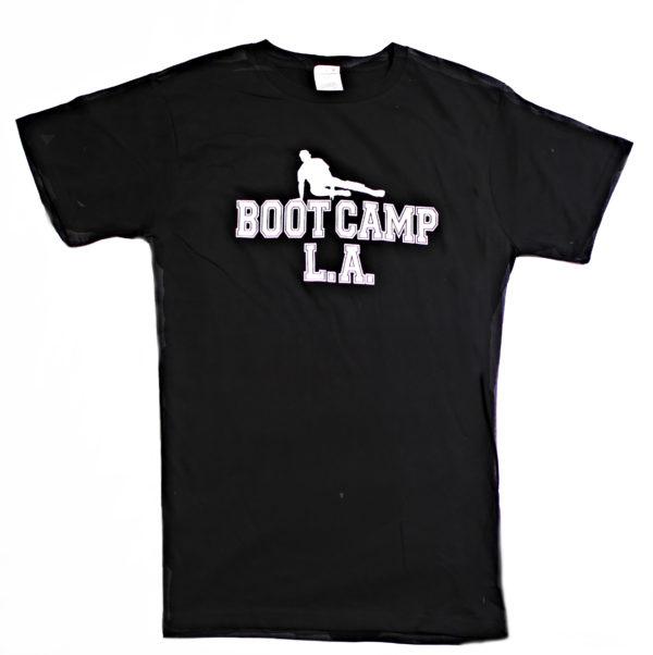 Boot Camp LA T-shirt