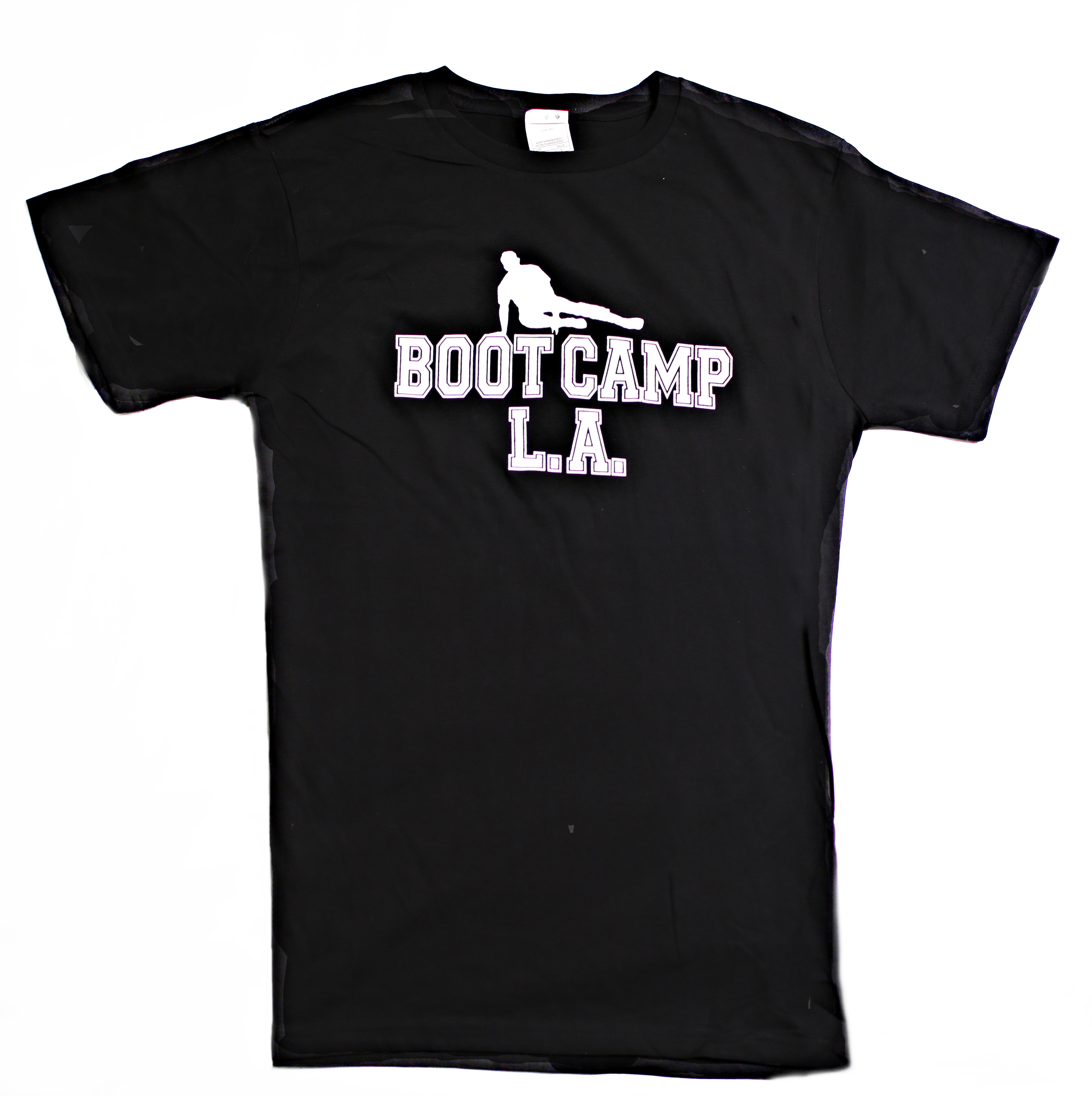 Boot Camp LA T-shirt