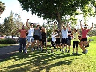 Boot Camp L.A. Team Spirit